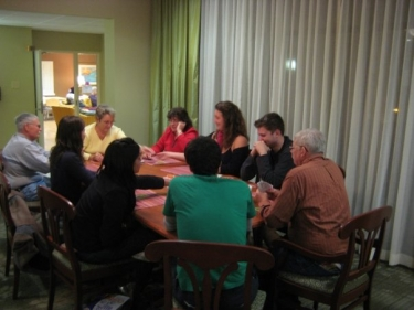 Smoothies, Scones, and Board Games at the Hope Lodge